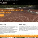Website Stenen en Keien